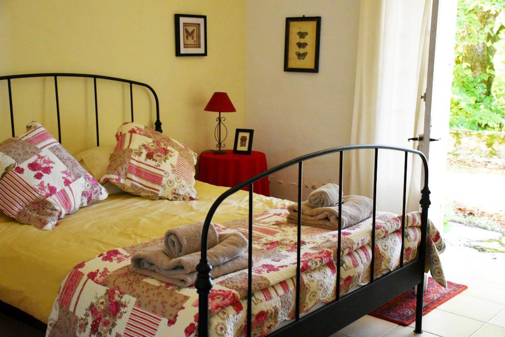 Bedroom 3 - the Yellow Room